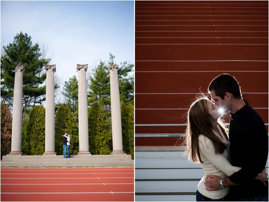 Indiana University Wedding Photography