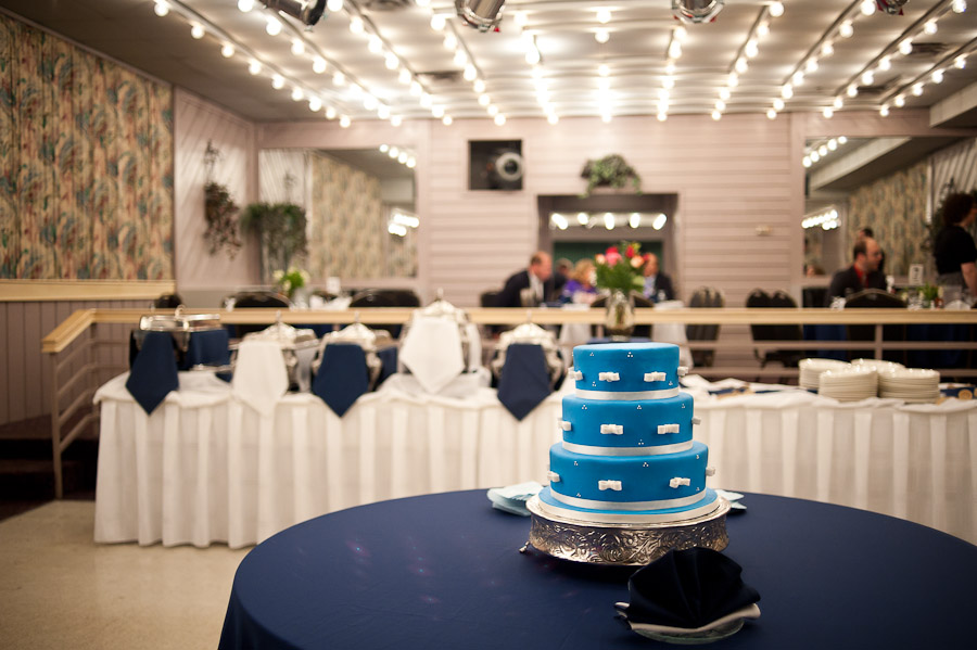 BLU boy cake at terry