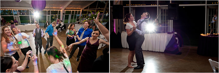 ritz charles indiana reception dancing photos