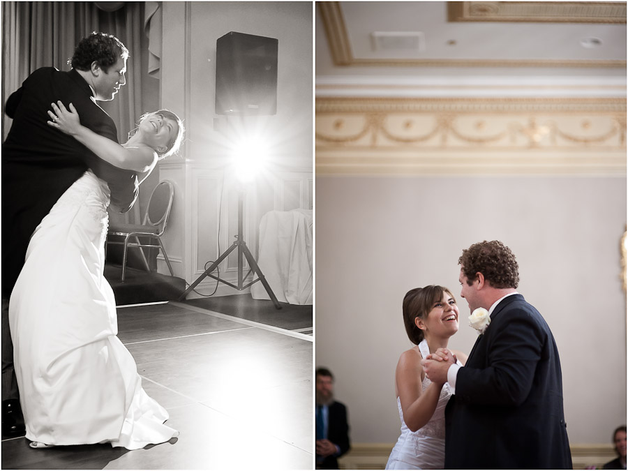 first dance at sheraton commander in cambridge, massachusetts