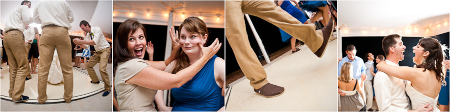 hilarious wedding reception dancing moments
