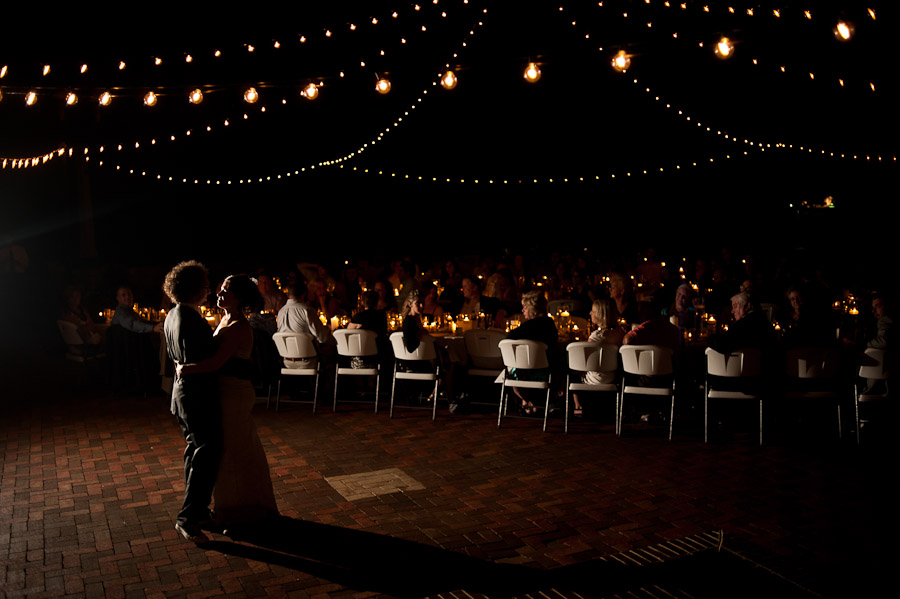 beautiful first dance photo