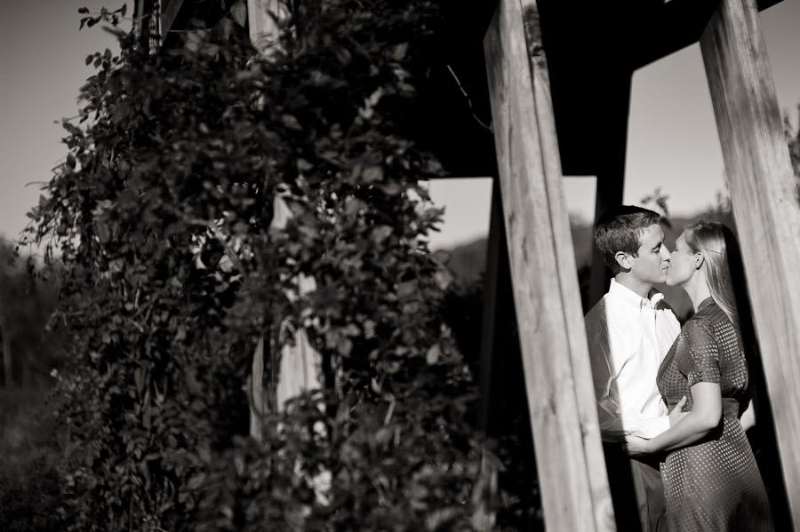 Shenandoah Valley Engagement Photography