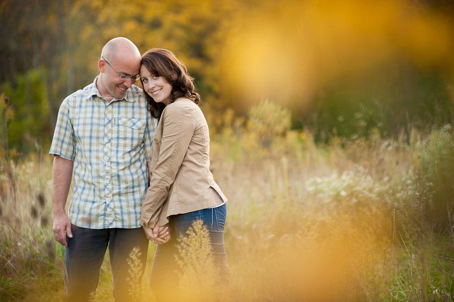Bloomington Engagement Photographers