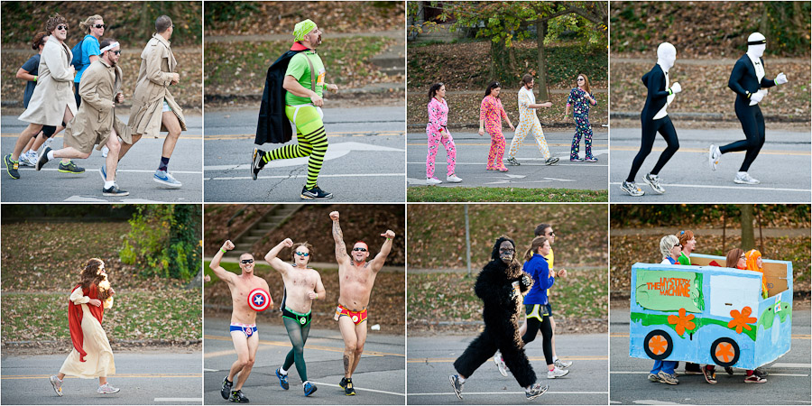 hilarious louisville tap 'n' run costumes