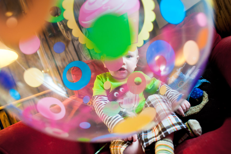 quirky and colorful family photography