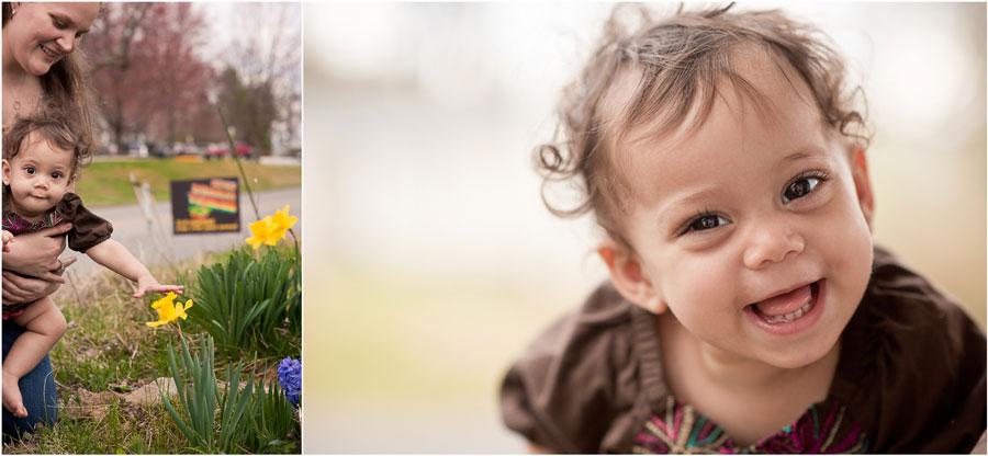 Bloomington Baby Photography Bryan Park