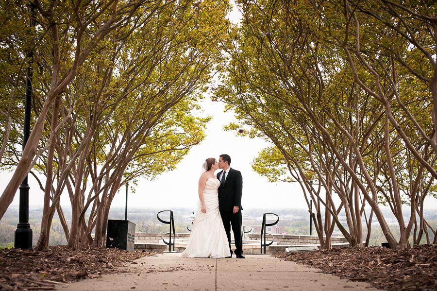 Libby Hill Park Richmond Virginia Wedding Photos