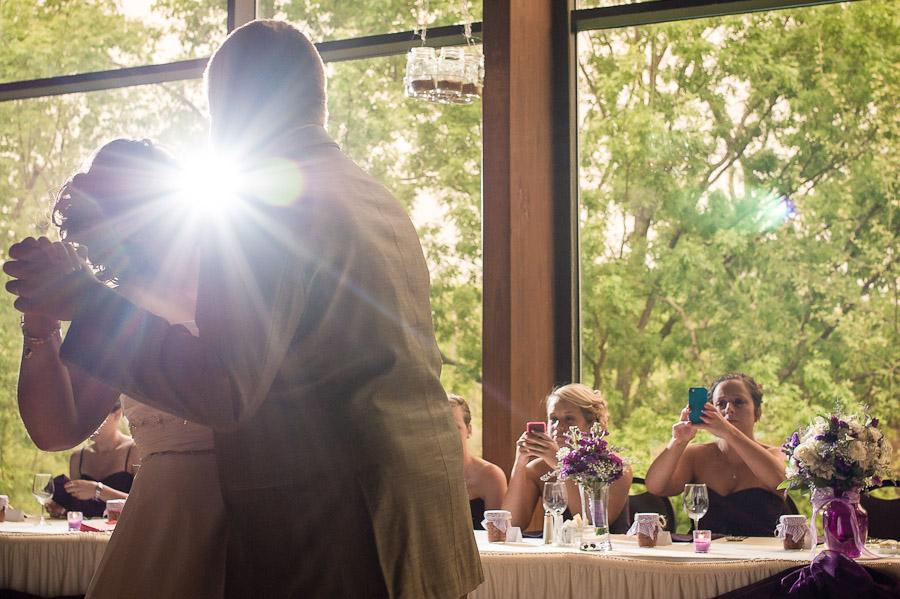 Wedding Reception at Spring Mill Inn