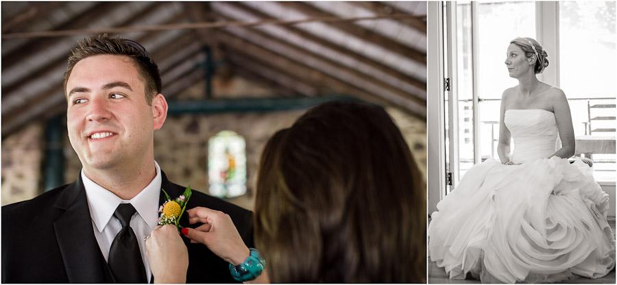 Pre-wedding moment at Shrine Mont