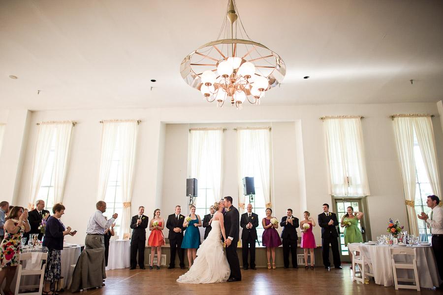 Wedding at Orkney Springs Hotel Ballroom