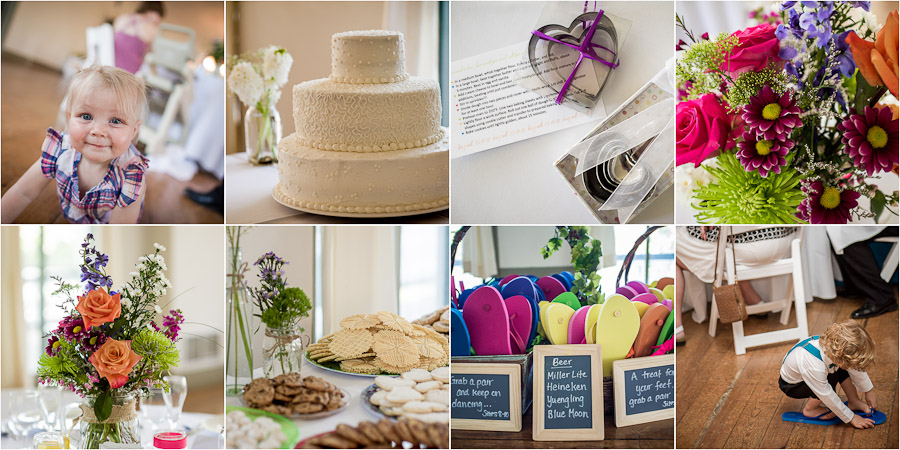Orkney Springs Hotel Ballroom Wedding Details