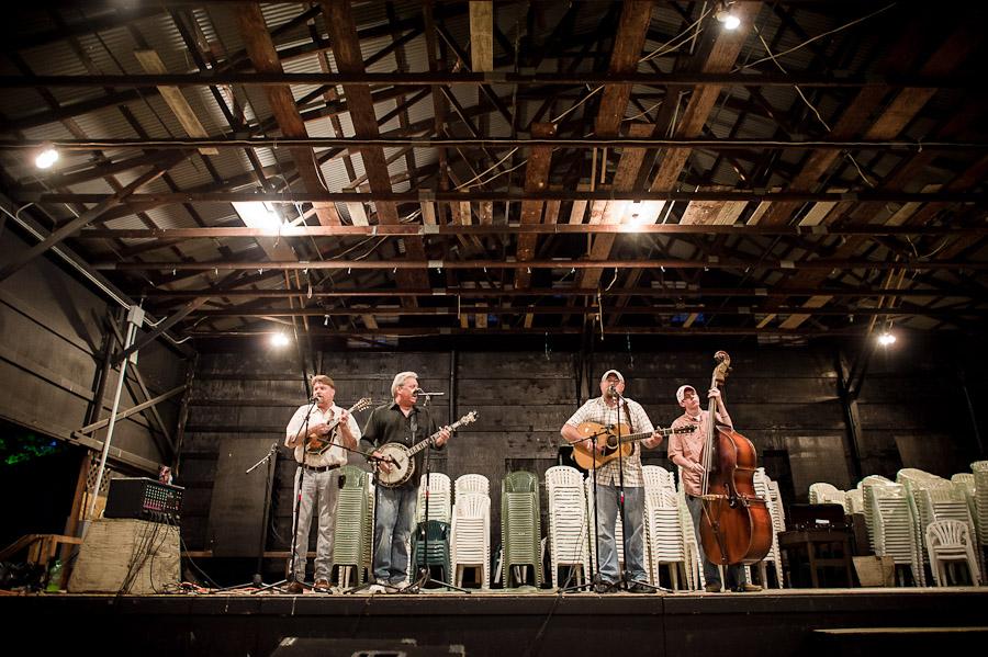 Bluegrass Band Shenandoah Drive