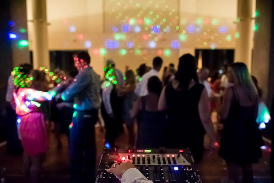 Cool wedding dj lights