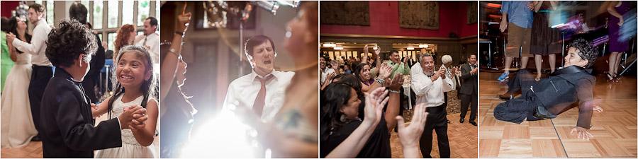 Tudor Room Indiana Wedding Dance Floor