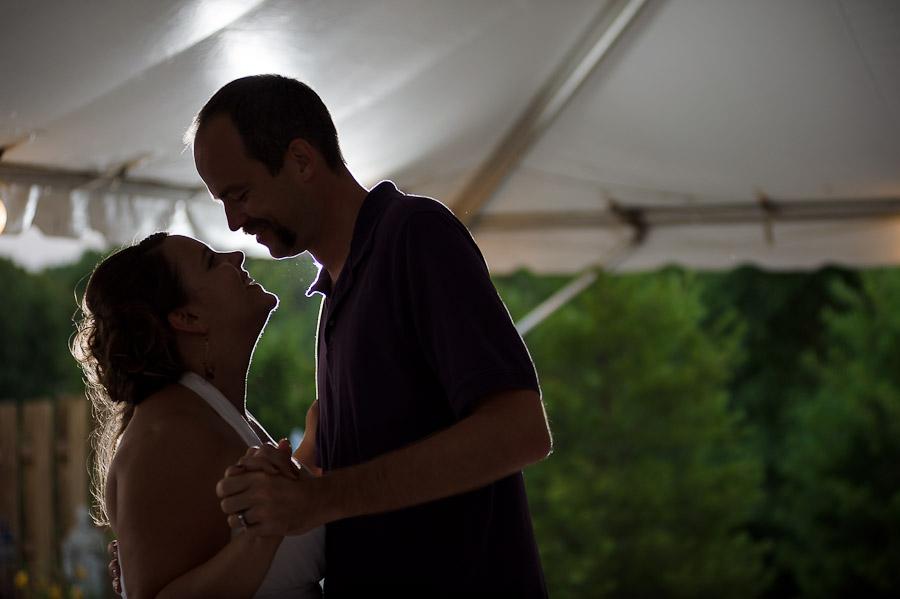 Bloomington wedding dance