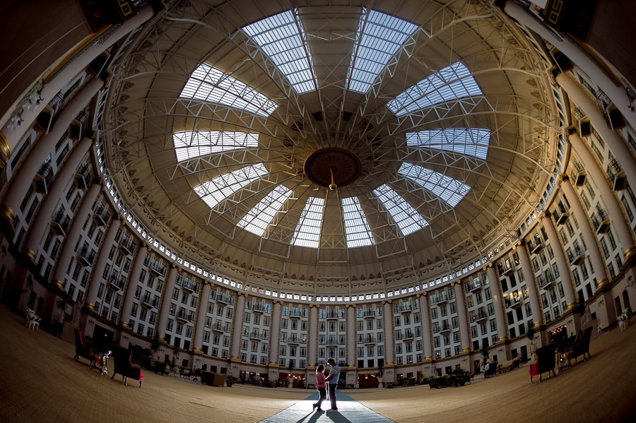 West Baden Springs Hotel Engagement Photo French Lick Indiana Tall & Small