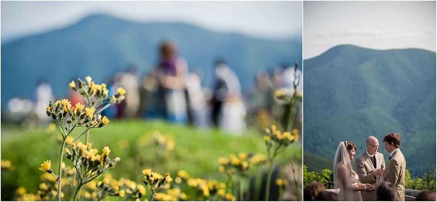 wintergreen mountain wedding photography