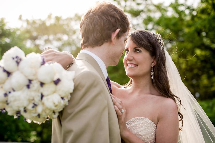 Wedding Portrait at Wintergreen Resort, Virginia