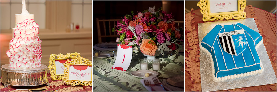 John Marshall Ballrooms Wedding Details