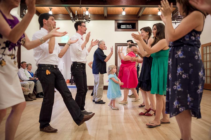Wedding Square Dance