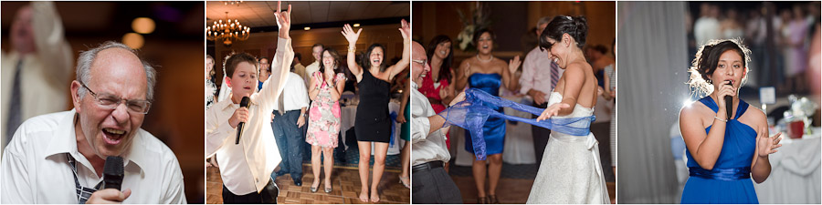 Fun wedding photojournalism