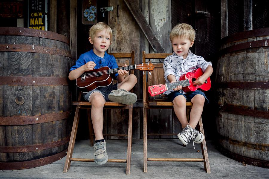 fun ukulele kid photos
