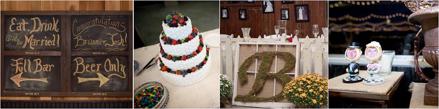 Walhill Farms Wedding Details