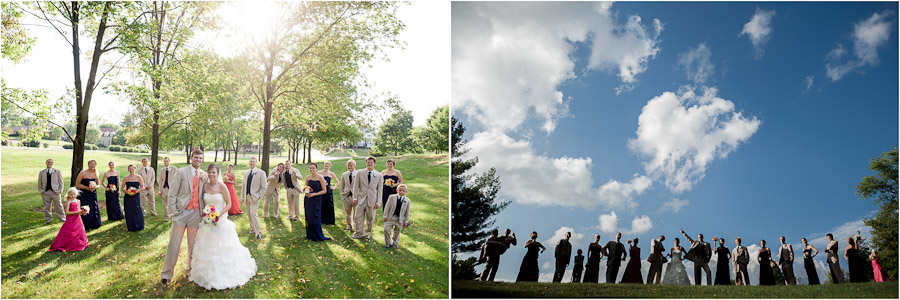 Southern Indiana Wedding Photos