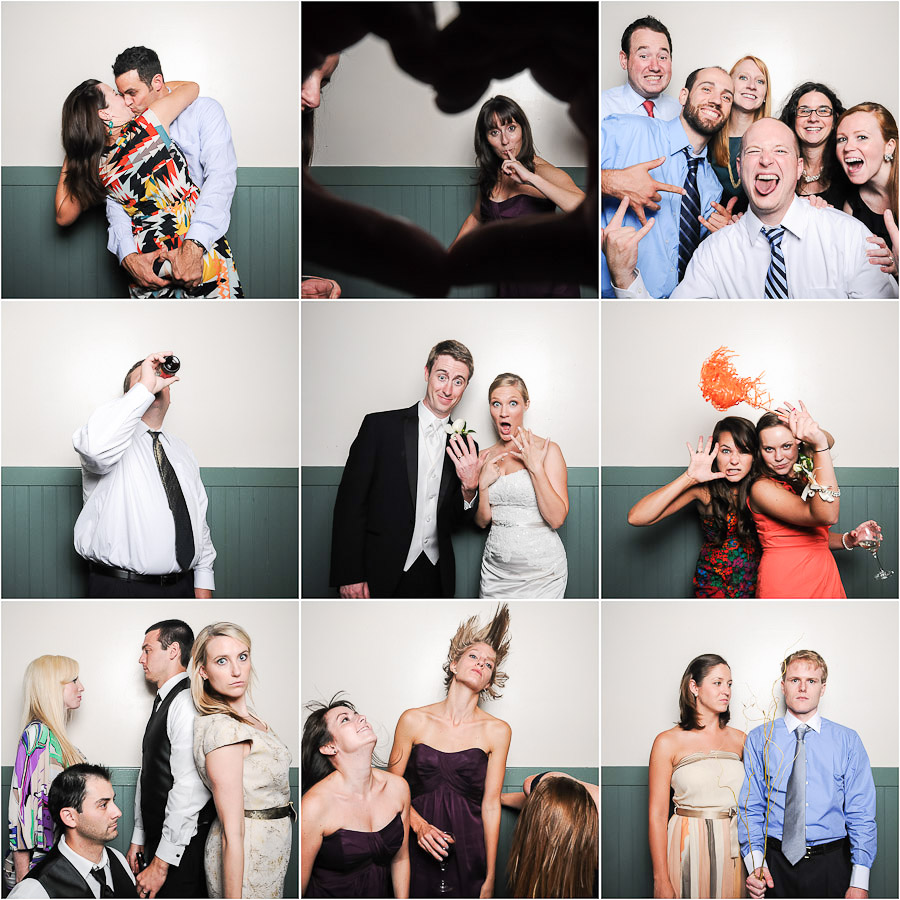 Quirky, fun, crazy, colorful and hilarious tall and small photobooth extraordinaire