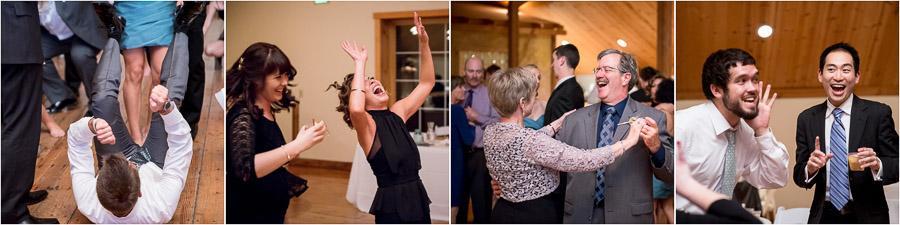 Hilarious photos of dancer at Bloomington, IN wedding