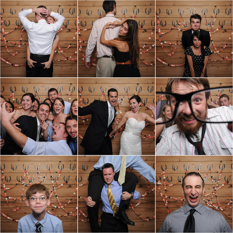 Hilarious photos from tall and small photobooth extraordinaire
