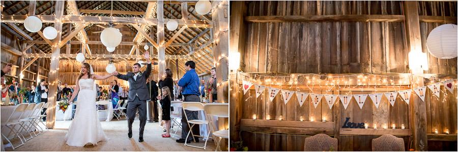 Beautiful, laid-back, fun barn wedding photography in Southern Indiana