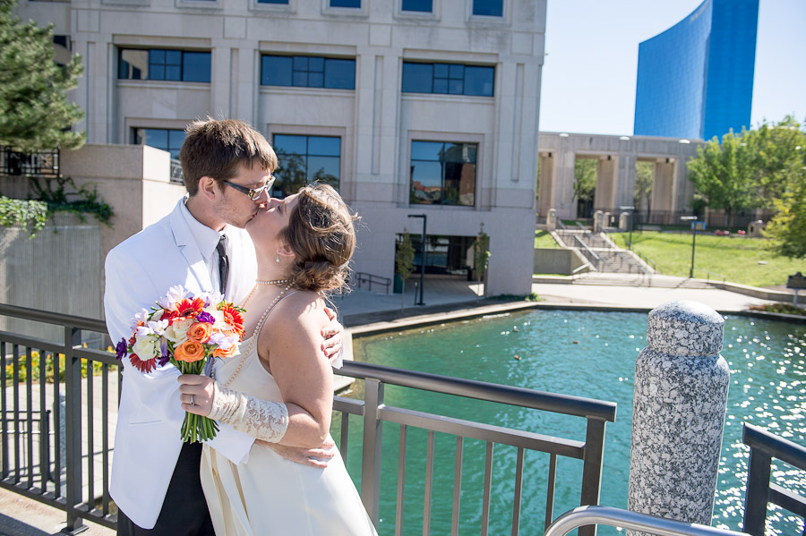 Colorful and romantic first look at Canal Walk in Indy