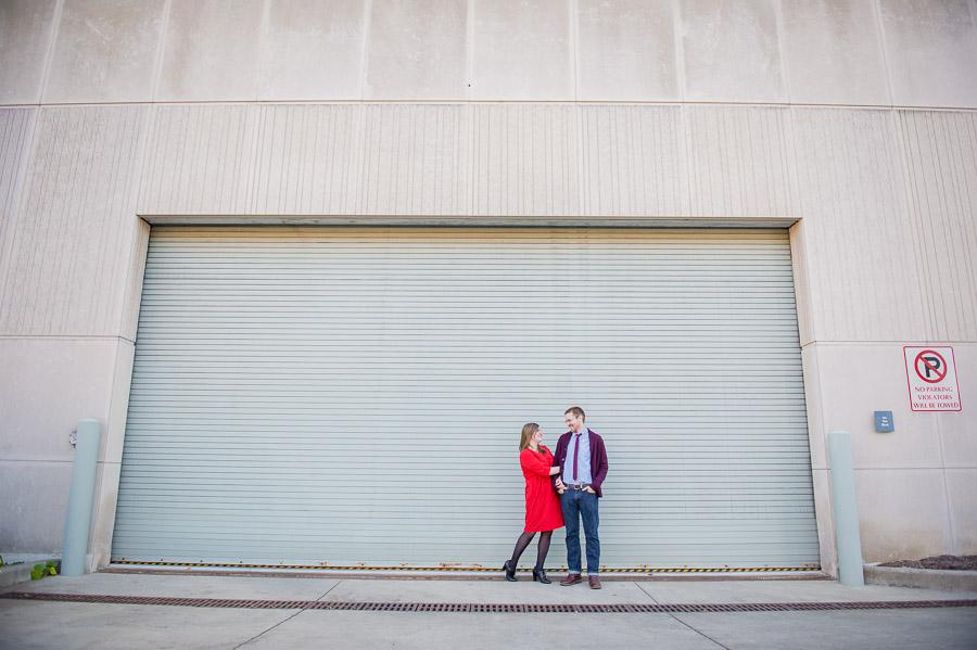 Bloomington engagement photos