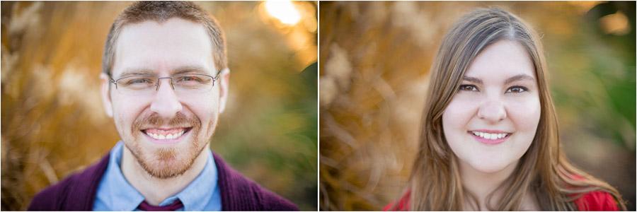 50 f/1.2 engagement portraits