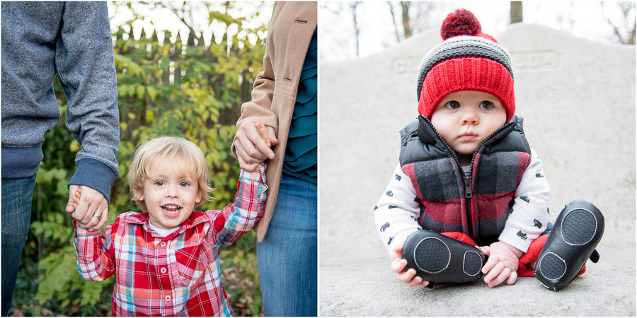 creative, casual family photography bloomington indiana