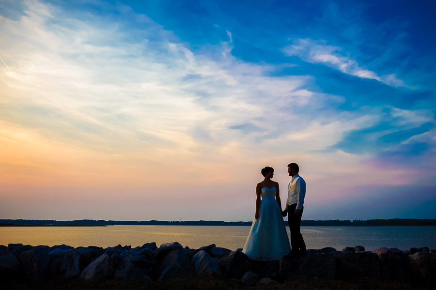 Virginia Beach Hampton Wedding Photography
