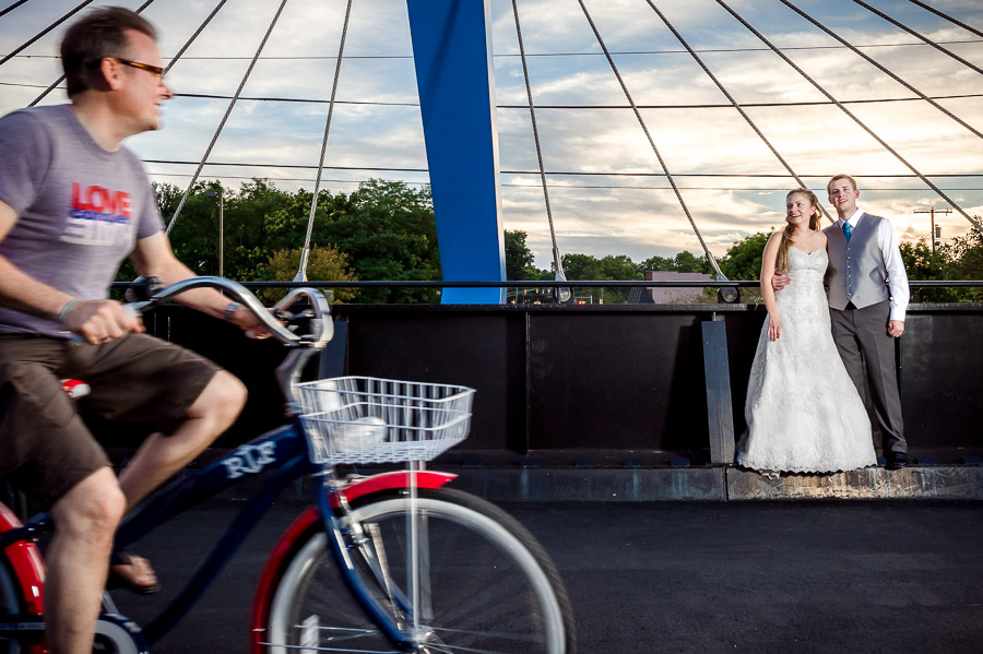 awesome creative wedding portraits
