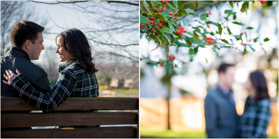 Creative engagement photography in indianapolis indiana