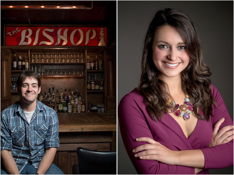 Bloomington Indiana Promotional and Headshot Photography