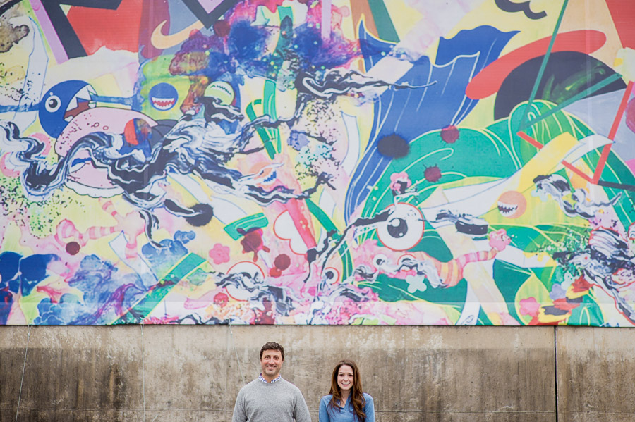 Cool urban engagement pics Richmond VA