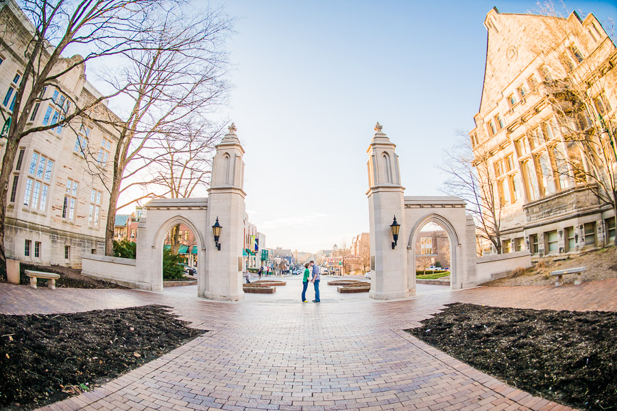 Sample Gates Engagement Photos