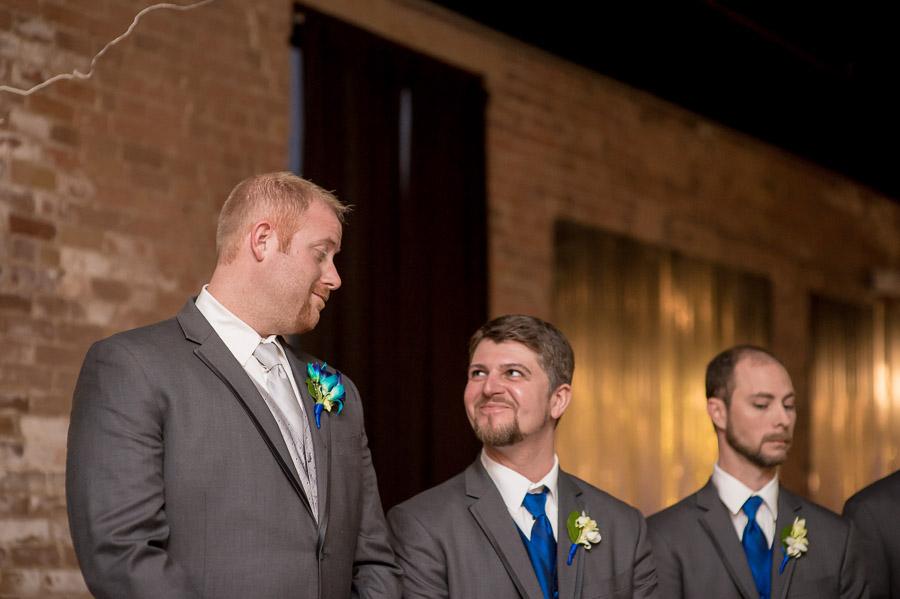 Factory 12 Event Wedding Ceremony Photo