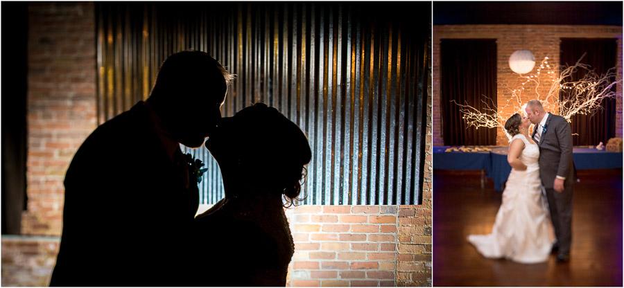 Factory 12 Event Loft Wedding Portraits
