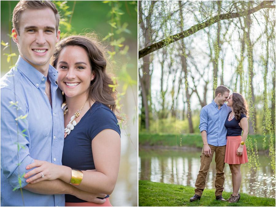 Butler University Engagement Photos