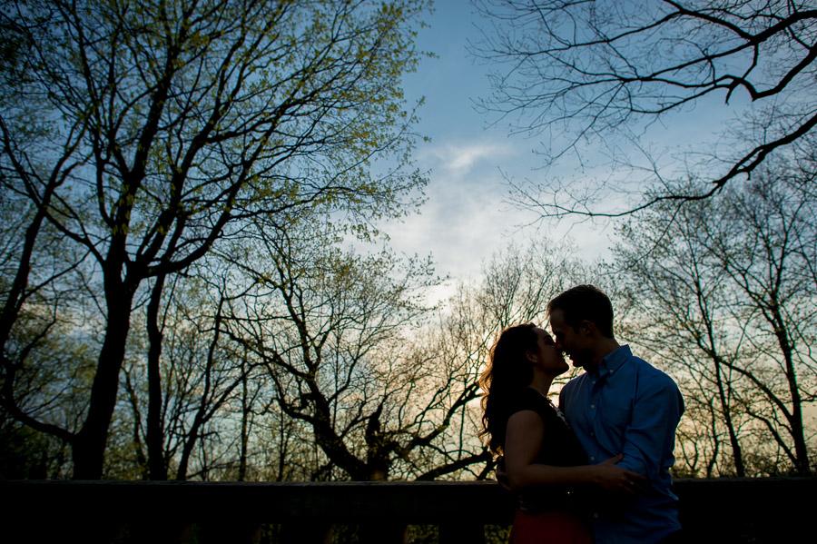 Romantic Engagement Photos, Indianapolis