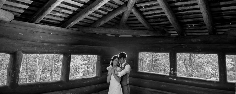 Indiana State Park Wedding Photography