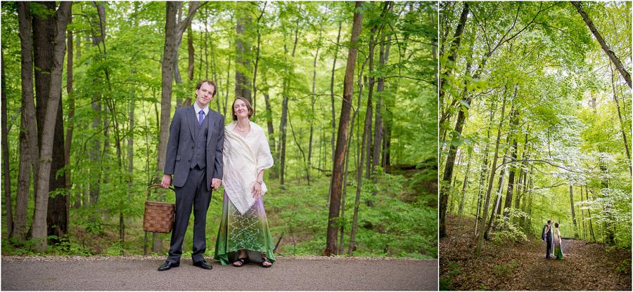 McCormick's Creek Wedding
