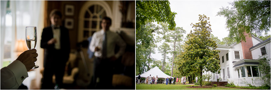 gorgeous, classy, southern wedding at Whitford Plantation